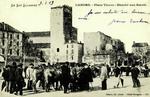 Cahors - Place Thiers - Marché aux Bœufs