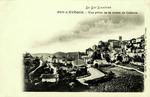 Puy-l'Évêque - Vue prise de la route de Cahors