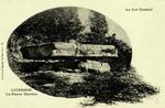 Livernon - La Pierre Martine