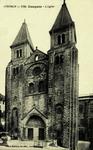 Aveyron - Conques - L'Église