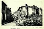 Castres - Entée de la rue du Milieu