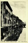 Castres - Maisons vidées par l'Agoût