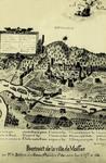 Moissac - Pourtraict de la ville de Moissac