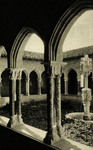 Trie-sur-Baïse - The Cloister of the Carmelite Monastery at Trie