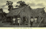 Fiji – Native Houses, Lami Plantation, near Suva