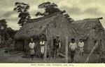 Fiji – Suva – Native Houses – Lami Plantation
