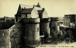 Nantes - Le Château - Les Trois Tours
