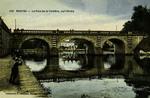 Nantes - Le Pont de la Tortière, sur l'Erdre