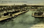 Nantes - Panorama vers le Nord Est pris du Transbordeur