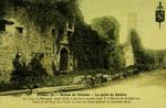 Clisson - Ruines du Château - La porte du Bastion