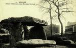 St-Nazaire - Dolmen Trilithe classé comme Monument historique