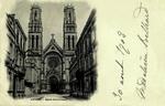 Angers - Eglise Saint-Joseph