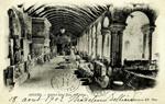 Angers - Hôpital Saint-Jean, le Cloître