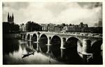 Angers (Maine-et-Loire) Le pont du Centre
