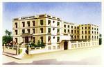 Antibes - Hotel-Savoy Cannes