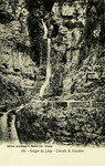Tourettes-sur-Loup - Gorges du Loup - Cascade de Gourdon