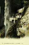 Tourettes-sur-Loup - Les Gorges du Loup - La Cascade