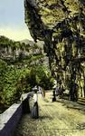 Tourettes-sur-Loup - Les Gorges du Loup - Route dans les Gorges