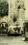 Vence - Place du Perra