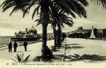 Nice - Le Monument du Centenaire et le Palais de la Jetée