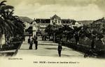 Nice - Casino et Jardins Albert 1er