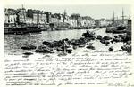 Marseille - Entrée du Vieux Port