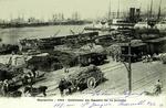 Marseille - Intérieur du Bassin de la Joliette