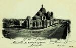 Marseille - La Cathédrale (l'Abside)