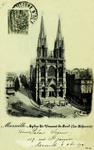Marseille - Eglise St-Vincent-de-Paul (Les Réformés)
