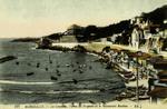 Marseille - La Corniche, l'Anse du Prohete et le Restaurant Roubion