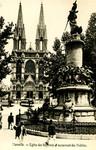 Marseille - Eglise des Réformés st monument des Mobiles