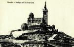 Marseille - Basilique de N-D, de la Garde