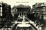 Marseille - Place de la Bourse
