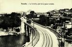 Marseille - La Corniche, pont de la Tausse monnaie