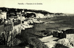 Marseille - Panorama de la Corniche