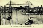 Marseille - Vieux Port et Transbordeur
