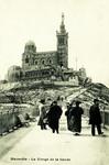 Marseille - La Vierge de la Garde