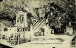 Saint-Maximin-la-Sainte-Baume - Intéreur de la Grotte