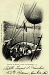 Toulon - Exercices de Ballon a Bord d'Un Cuirassé