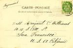 """Toulon - Le Sous Marin """"Gustave avant a son Bord M Loubet President de la République Française"""