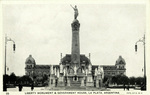 Argentina – La Plata – Liberty Monument & Government House