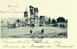 Argentina – Ruinas de Mendoza