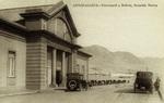Chile - Antofagasta - Ferrocarril a Bolivia, Estación Nueva