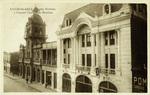 Chile - Antofagasta - Teatro Victoria y Cuartel General de Bombas
