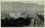 Chile – Antofagasta, Plaza Colón, Panorama