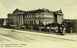 Chile – Santiago – El Congreso Nacional