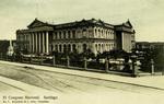Chile - Santiago - El Congreso Nacional