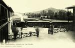 Chile - Los Andes - Tren Combinacion Saliendo de Los Andes