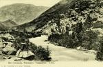 Chile – Rio Colorado, Ferrocarril Trasandino