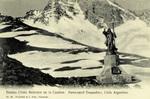 Chile - Mendoza - Estatua Cristo Redentor en la Cumbre